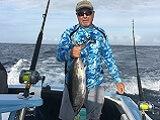Small tuna caught off of Costa Rica's Las Catalinas island.