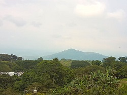 Live view of the countryside in Palmera Costa Rica